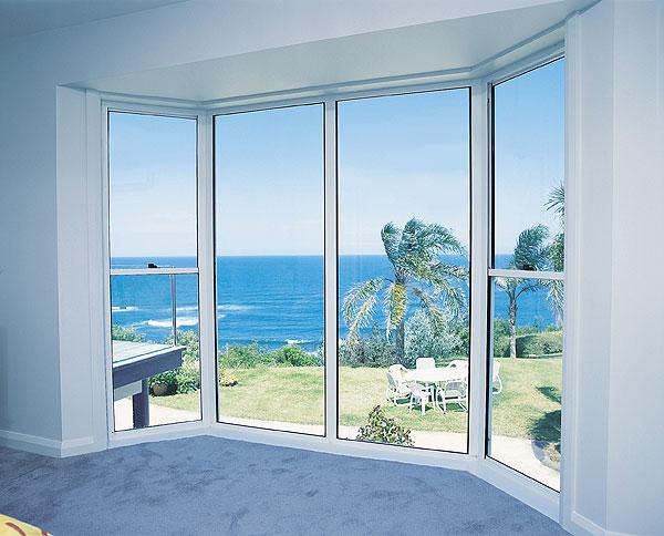 geam curat
